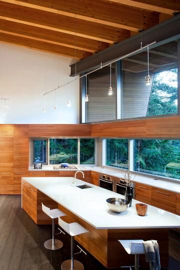 decoracion Design Moderno Para Casas na Montanha