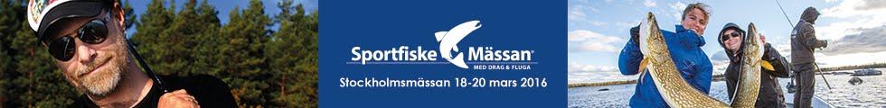 SPORTFISKE MÄSSAN 2016