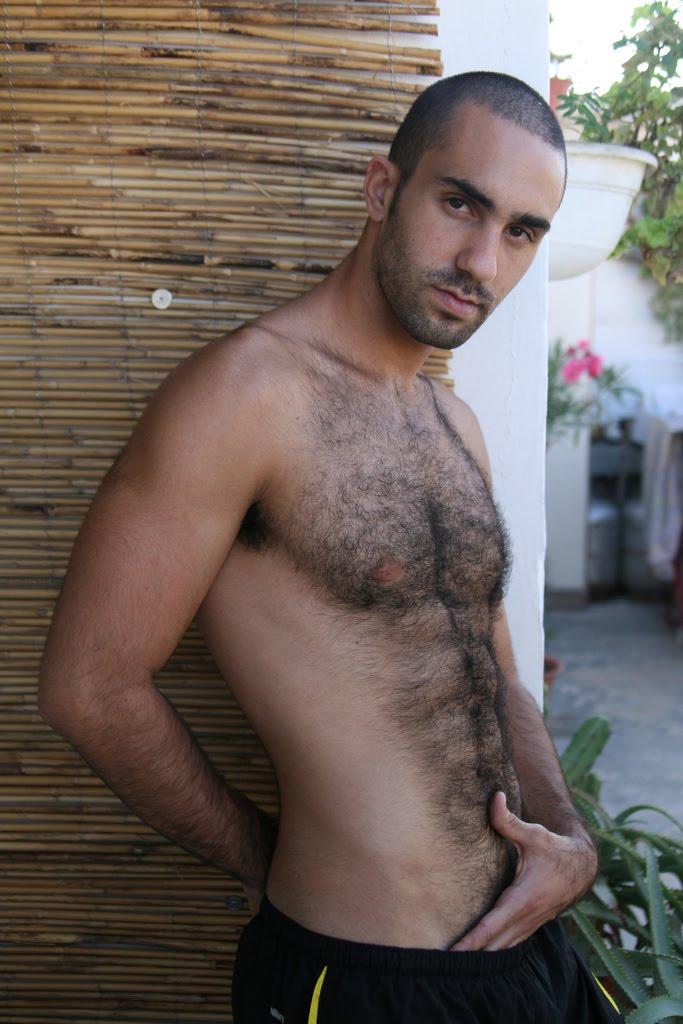 Hot hairy hung hunks