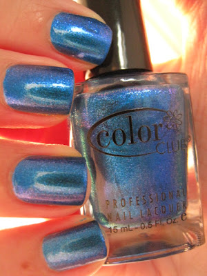 Color-Club-Sky-High-blue-shimmer-nail-polish
