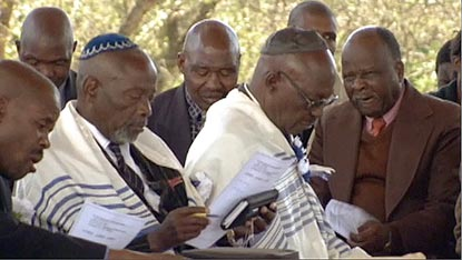 Lembas: Tribus Judías de Sudáfrica