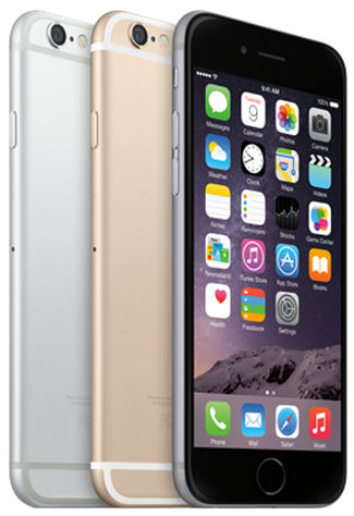 iPhone 6 now in PH