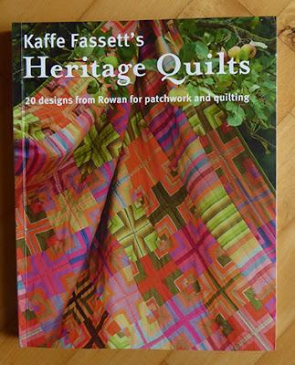 20 designs fra Rowan til patchwork og quilts
