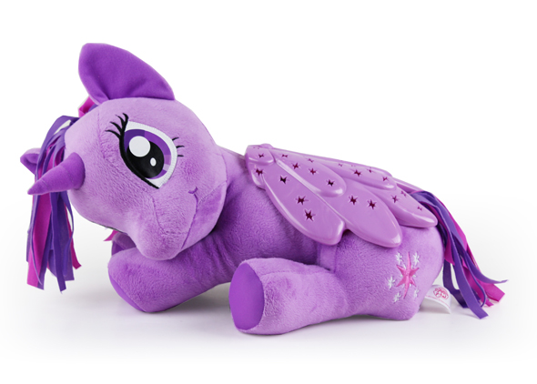 Guide to All Funrise My Little Pony Plushies | MLP Merch:Funrise Twinkle Star Lights Princess Twilight Sparkle Plush,Lighting