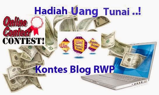 Cara Mudah mendapatkan uang dari internet dengan mengikuti kontes