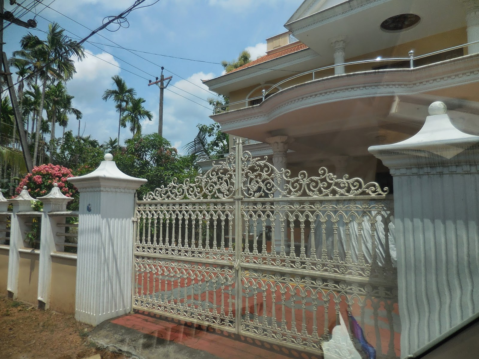 Kerala Gate Designs: Different types of house gates in Kerala