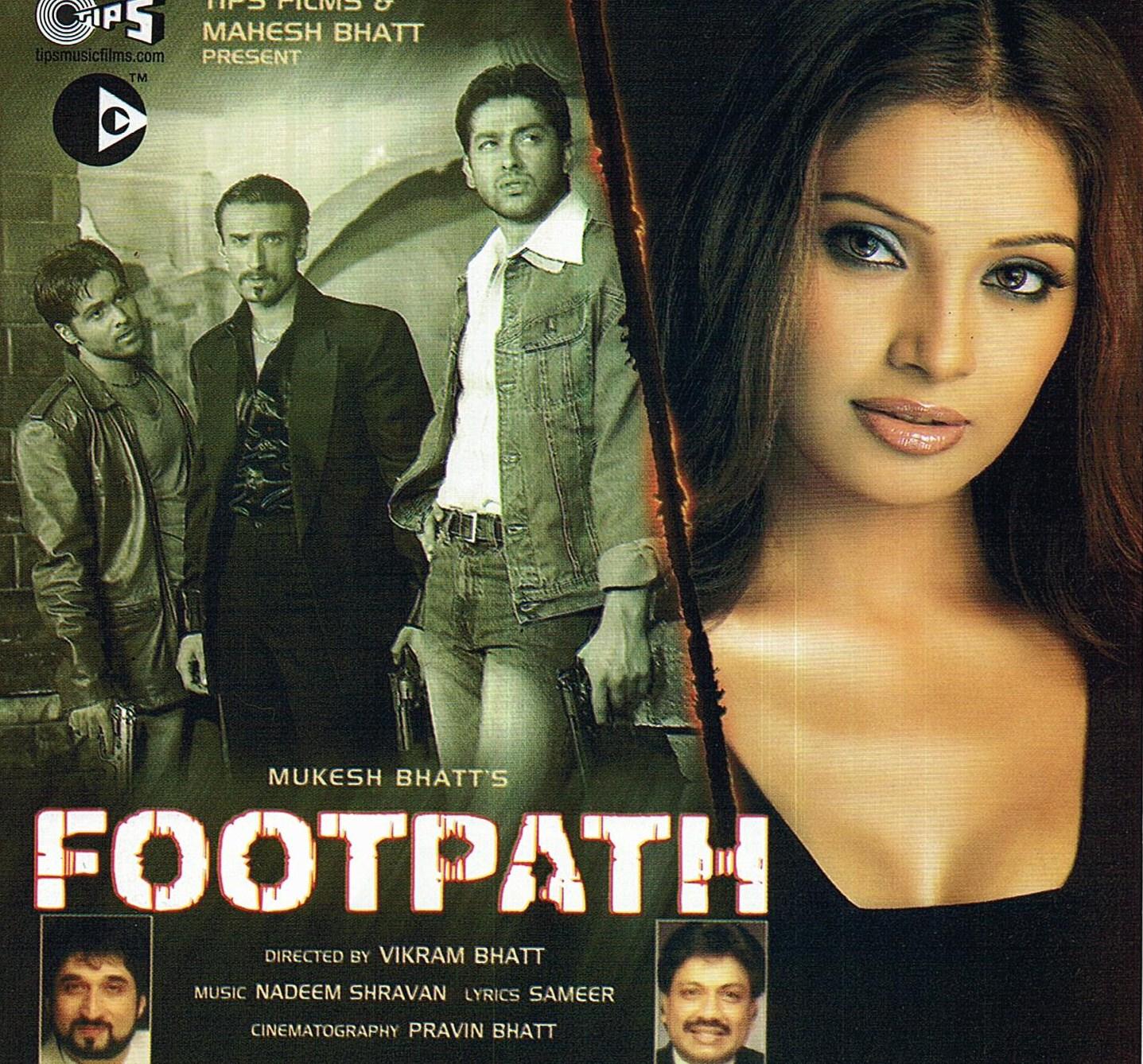 Footpath Movie Free online Download emran hashmi-bipasha basu