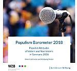 Populism Barometer 2018 - Ακροδεξιός λαϊκισμός και δημοκρατικά κόμματα στη Γερμανία