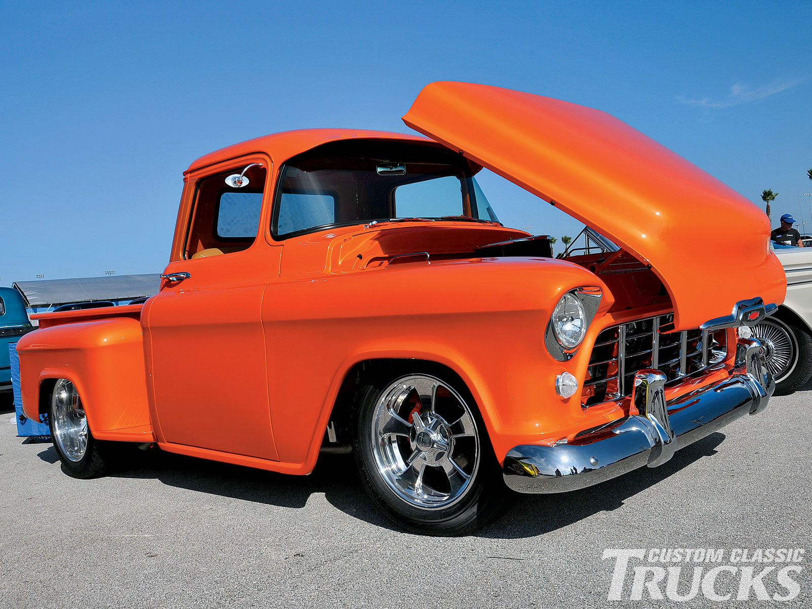 1230carswallpapers: Classic Chevy Pickup Trucks