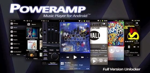 Download PowerAmp v2 Full Version Terbaru 2015