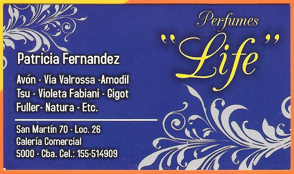 """.Perfumes """"Life"""""""
