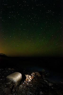 Звездное небо над Черным морем
