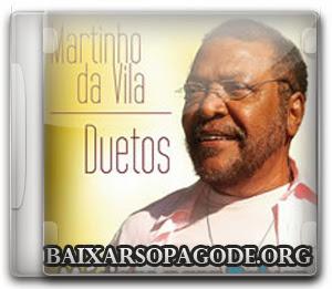 CD Martinho Da Vila - Duetos (2014)