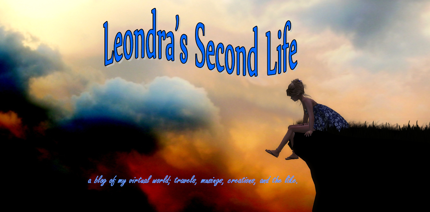 Leondra's Second Life