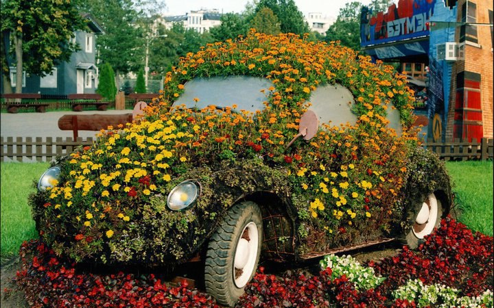 adorartes jardins inusitados