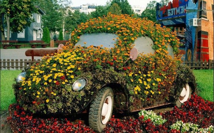 Adorartes jardins inusitados for Jardins design