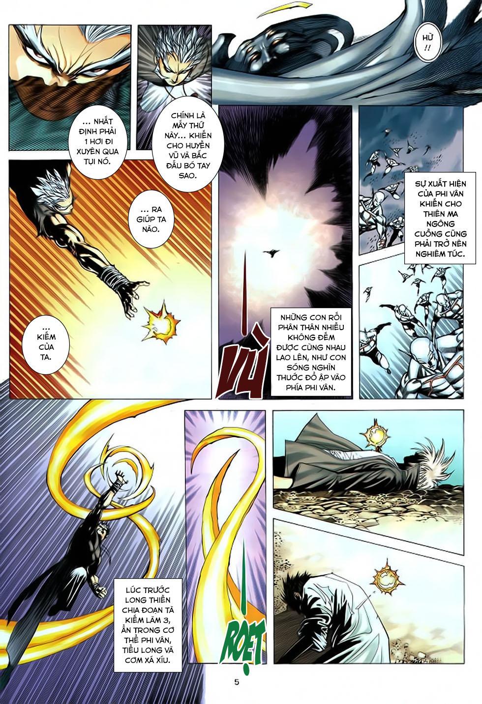 Chiến Thần Ký chap 39 - Trang 6