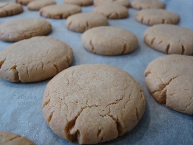 receta de galletas con crema de cacahuete - 03