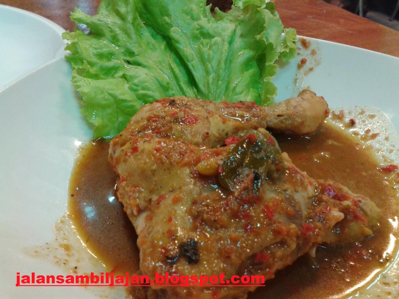 Ayam Rica-Rica Wong Jowo