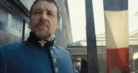 Javert Les Misérables (2012) movieloversreviews.blogspot.com