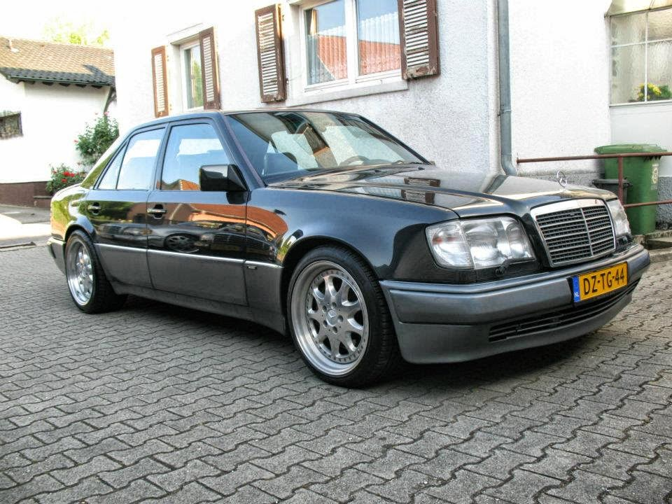 BRABUS E7.3 V12 based on Mercedes-Benz E500 W124 | BENZTUNING