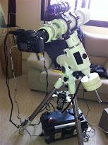 Mi equipo para astrofotografía