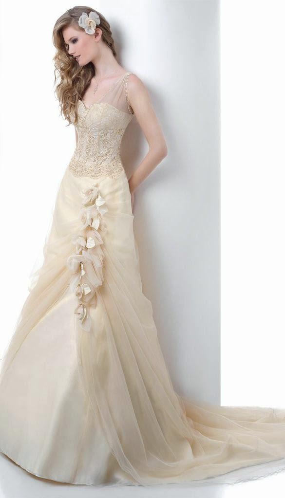 Hochzeitskleider Selber Entwerfen 2015