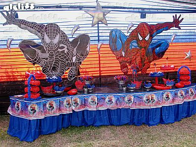 Spider-Man Party Decorations