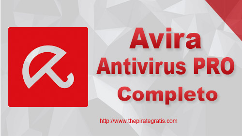 Download Avira AntiVirus Pro 2018 Completo via Torrent