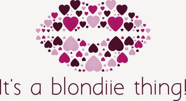 It's a blondiie thing!