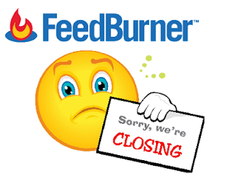 FeedBurner Closing?