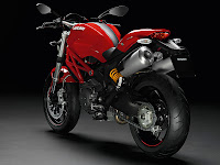 2012 Ducati Monster 796 Gambar Motor 5