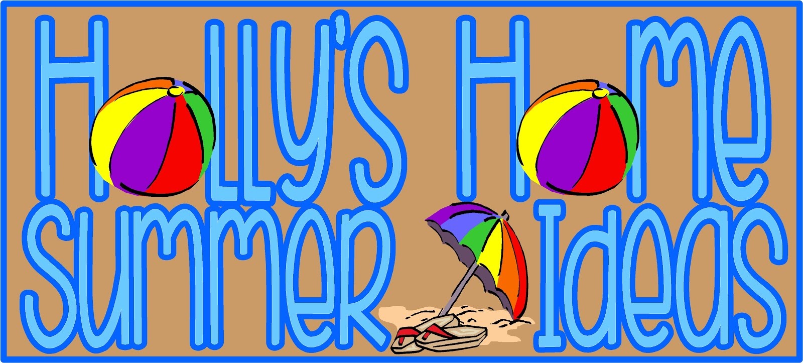 Holly's Home Summer ideas