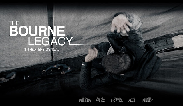 The Bourne Legacy Movie Quotes
