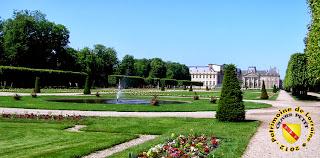 Luneville (54) - Jardins du château