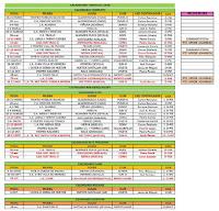 Calendario Andaluz