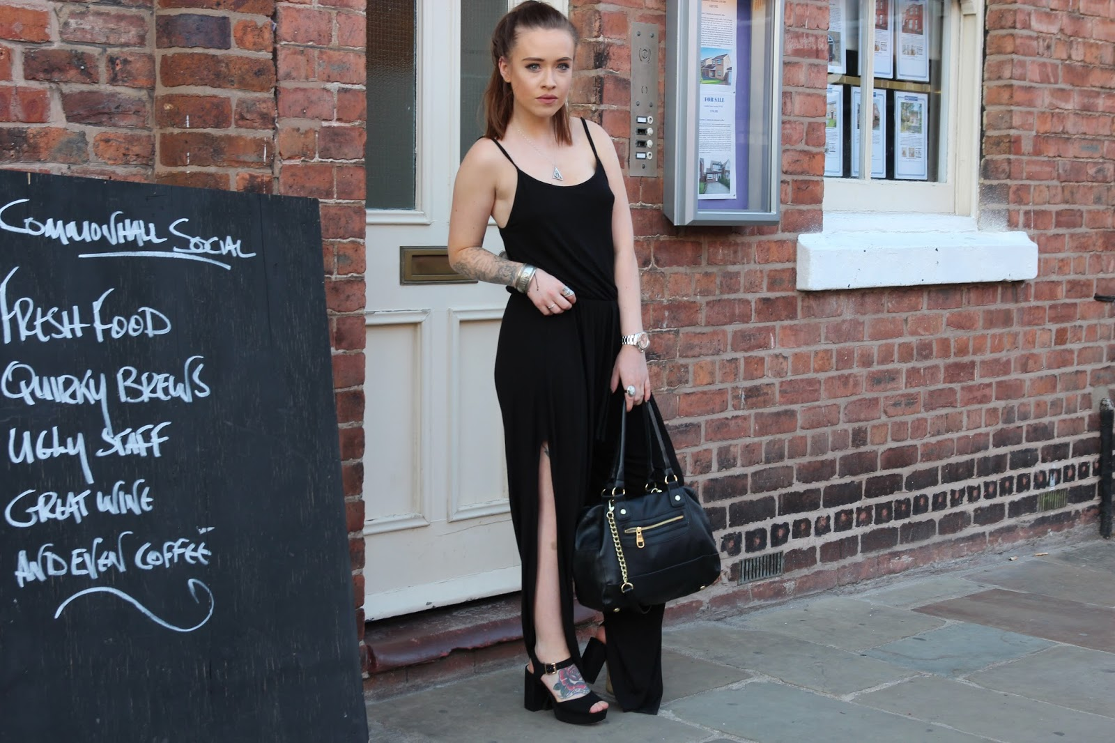 Missy Empire Black Jumpsuit