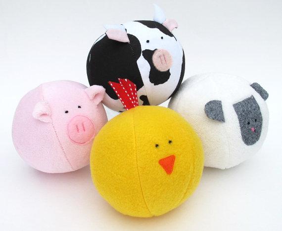 Martola Blog: Patrones para hacer animales blanditos