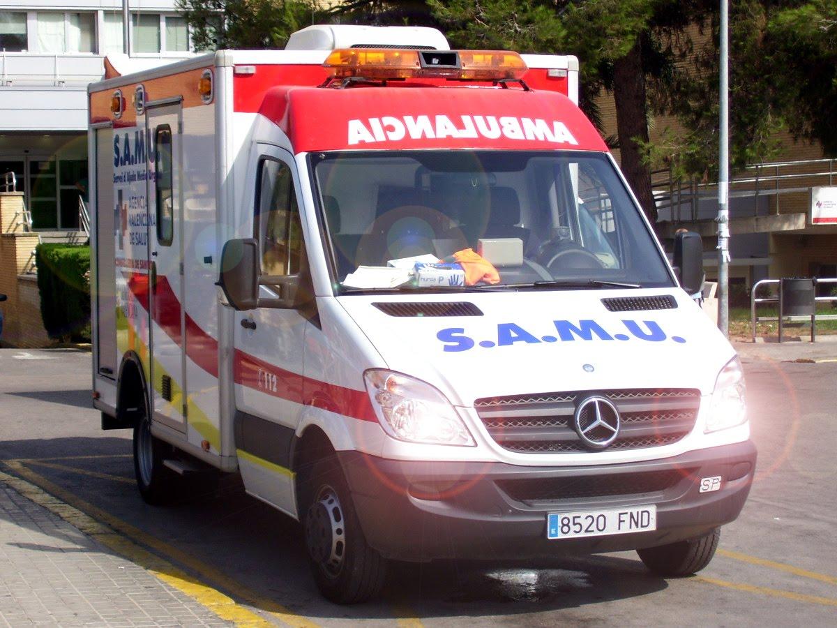 Enfermer a de urgencias samu - Playmobil samu ...