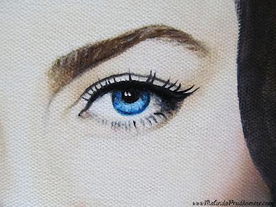 beauty art, portrait artist, portrait painting, emilia clarke, beauty portrait, classic beauty, original painting, original artwork, oil painting, mixed media art, mixed media artist