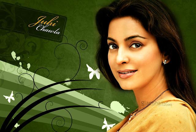 Juhi Chawla  HD Wallpaper