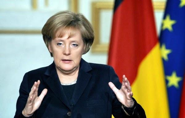 Канцлер Германии против проведения в Крыму парада 9 мая