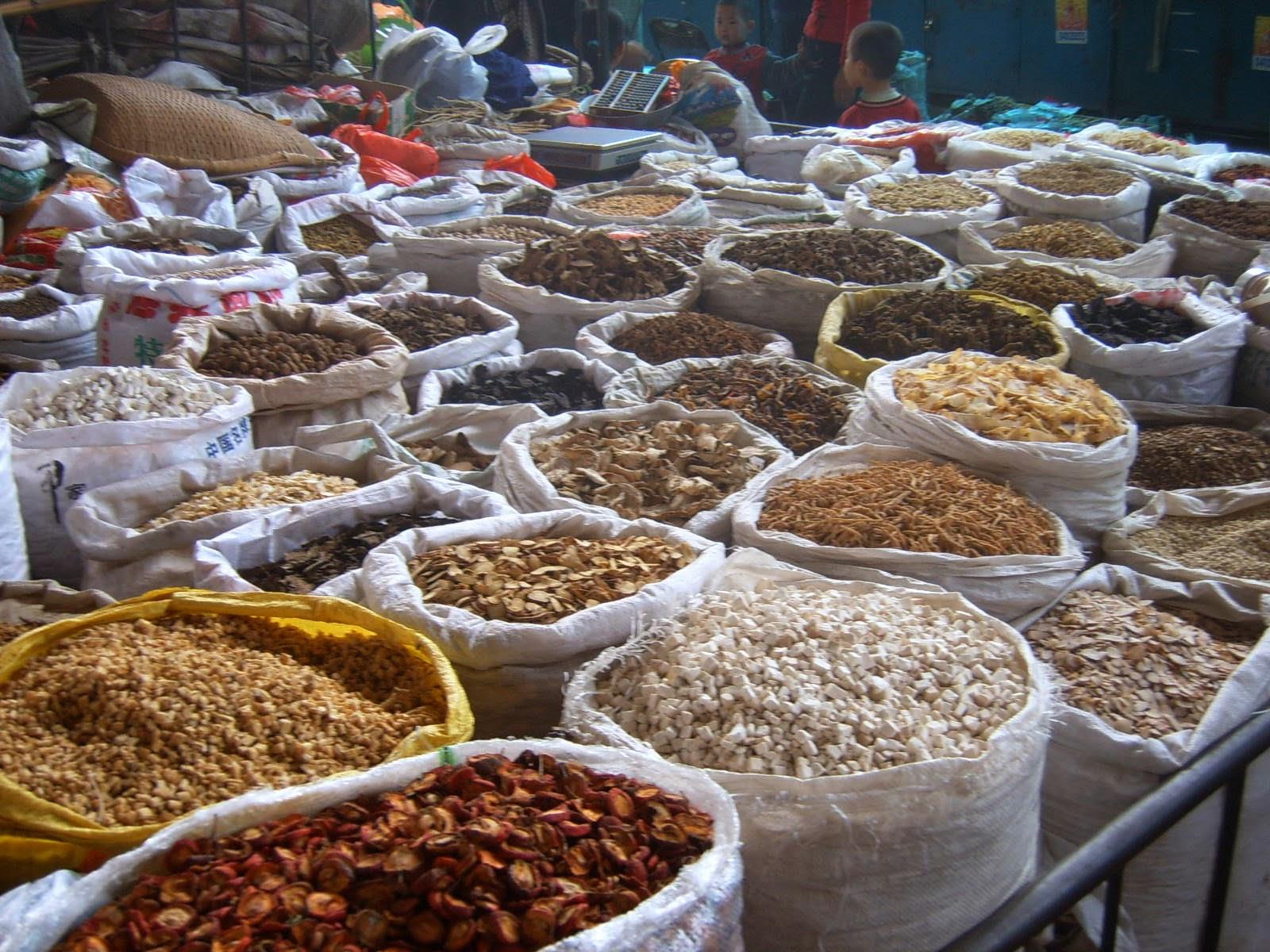 Vietnamese medicinal herbs