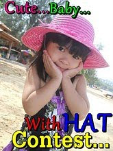 Cute Baby With HAT Contest