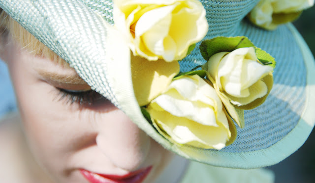 Hatastic, Hat, Spring, Flowers