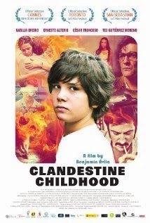 Filme Infância Clandestina Legendado AVI HDRip