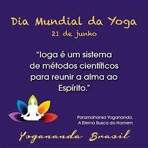 21 de junho: Dia Mundial da Yoga