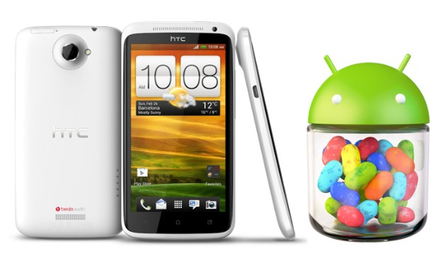 HTC One X Android 4.1 Update starts in Germany