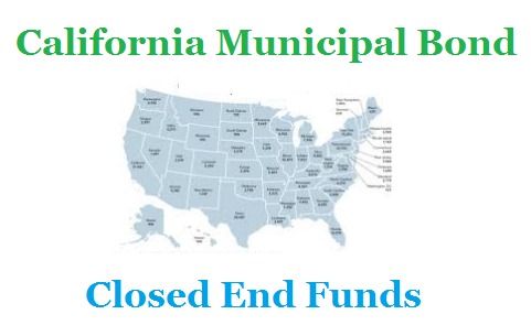 Top California Municipal Bond Closed End Funds 2014