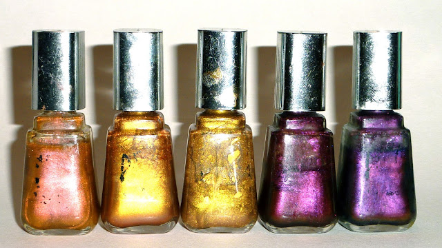 Attitude by Star Nails - Kasbah, Eastern Spice, Sahara Sands, Turkish Delight, Zanzibar